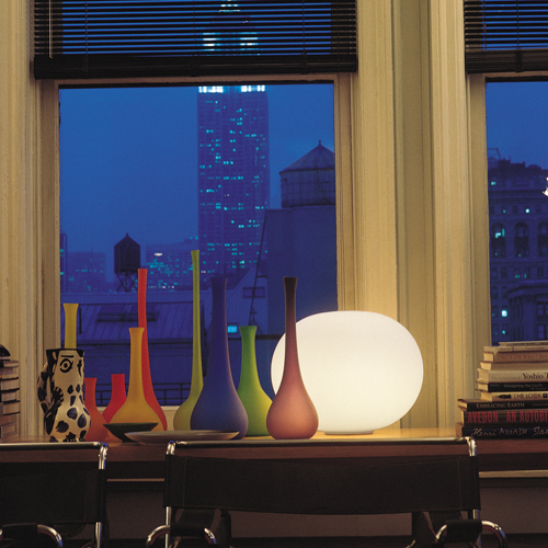 designdelicatessen flos glo ball basic 1 lampe. Black Bedroom Furniture Sets. Home Design Ideas